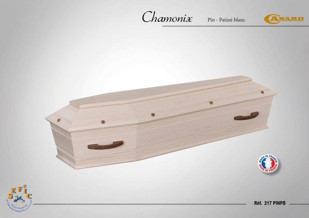 Cercueil Crémation / Inhumation Chamonix