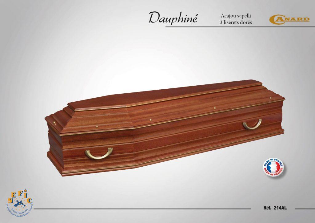 Cercueil Inhumation Dauphiné