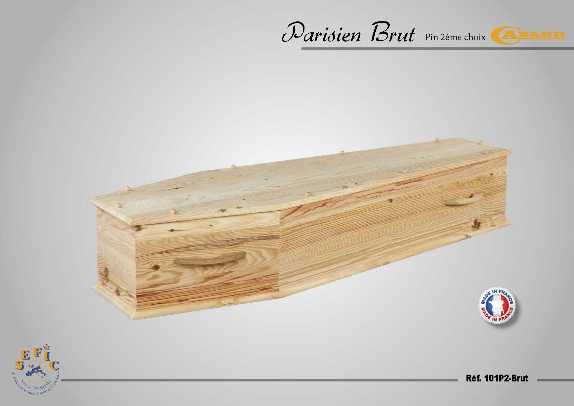 Cercueil Crémation / Inhumation Iris
