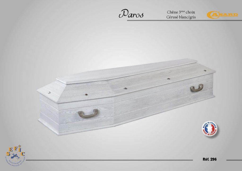 Cercueil Inhumation Paros